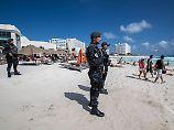 Morde im mexikanischen Cancún: Zerstückelte Leichen in Koffern entdeckt