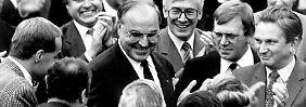 """Reaktionen auf Tod des Altkanzlers: """"Einer der prägendsten Politiker, die Deutschland je hatte"""""""