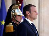 Parlamentswahl in Frankreich: Alle Zeichen stehen auf Macron