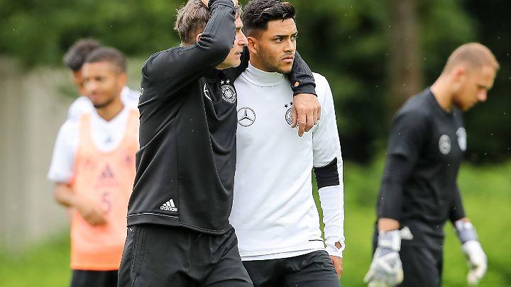 Den Titel haben Trainer Stefan Kuntz und seine Youngster fest im Blick.
