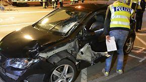 Illegales Straßenrennen: Raser töten Fußgänger in Mönchengladbach