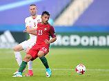 Schmeichelhafter Erfolg: Portugals U21 bezwingt Serbien