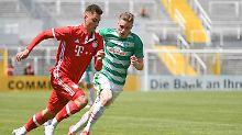 Große Namen im Junioren-Finale: Bayern krönt sich gegen Werder zum Meister
