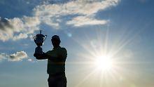 Weltenbummler gewinnt US Open: Koepka triumphiert und egalisiert Rekord