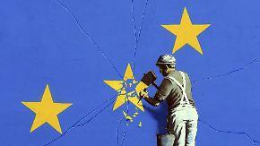 """""""Möglichkeit des Scheiterns ist eingebaut"""": EU und Großbritannien beginnen Brexit-Verhandlungen"""