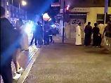 Attacke auf Muslime in London: Imam rettet Angreifer und wird gefeiert