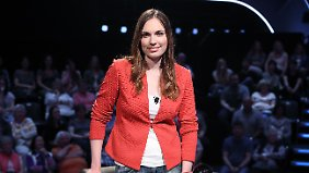 Kandidatin Laura Zipf.