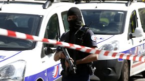 Anti-Terror-Einsatz in Paris: Attentäter war bekannter Islamist