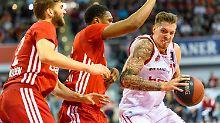 Bamberg verliert Nationalspieler: Theis wechselt wohl zum NBA-Rekordmeister