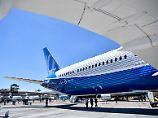 Große Maschinen floppen: Flugverkehr wird zukünftig rasant ansteigen