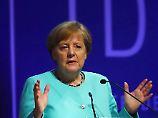 Vertiefung der Währungsunion: Merkel ist offen für Euro-Finanzminister