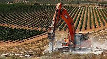 Erstmals seit 25 Jahren: Israel startet Bau einer neuen Siedlung