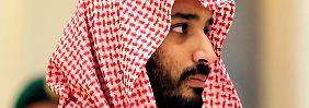 Dutzende Geistliche festgenommen: Saudischer Kronprinz räumt Kritiker beiseite