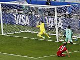 Russland nun unter Druck: Portugal hat das Halbfinale vor Augen