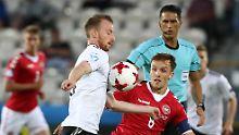 Sicherer Sieg gegen Dänemark: U21-Elf nimmt Kurs auf das EM-Halbfinale