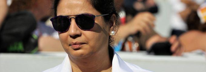 Zwist über Formel-1-Piloten?: Sauber sägt Teamchefin Kaltenborn ab