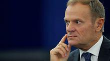 EU-Gipfel in Brüssel: Von Entspannung kann keine Rede sein