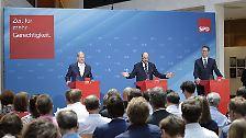 SPD-Kanzlerkandidat Schulz hat in den vergangenen Wochen seine politischen Pläne vorgestellt, unter anderem in den Bereichen Steuern, Rente und Innere Sicherheit.