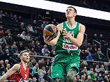 Hartenstein verstärkte bislang das litauische Team Zalgiris Kaunas. Nun wartet auf ihn das Abenteuer Amerika.