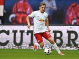 Emil Forsberg verlängerte erst im Februar seinen Vertrag. Jetzt will er schleunigst weg aus Leipzig.