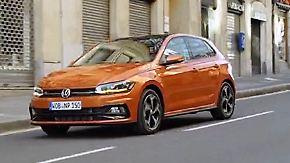 Technik vom Feinsten: VW greift für neuen Polo tief in den Baukasten