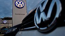 """Konzern spricht von """"Ausnahme"""": VW zahlt doch an deutsche Dieselkunden"""