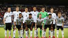 """""""Die nudeln wir weg"""": U21 reicht knappe Niederlage gegen Italien"""
