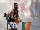 Organisatoren bleiben bei Plan: Istanbul verbietet Gay-Pride-Parade