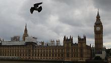 Zugang zu Nutzerkonten: Hacker attackieren britisches Parlament