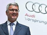 Vier neue Manager: Audi baut Vorstand um