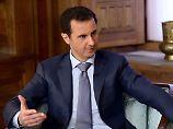Vermittlung in Kairo: Syrische Armee stimmt Waffenruhe zu