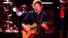 Promi-News des Tages: Ed Sheeran äußert pikanten Wunsch