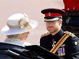 Genug von den Royals: Prinz Harry wollte hinschmeißen