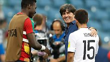 Jubiläumssieg gegen Kamerun: DFB-Elf stürmt ins Confed-Cup-Halbfinale