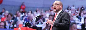 SPD macht sich Mut: Attacke-Schulz, die Erste