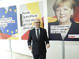 """""""Mit wem koalieren Sie?"""": Unions-Politiker empört über Schulz-Rede"""