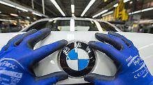 Ruhe vor dem Sturm?: Autoindustrie zittert weiter vor Trump