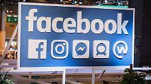 Angriff auf die Werbemilliarden: Facebook drängt auf den TV-Markt