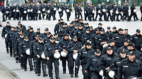 G20-Gipfel in Hamburg: Mehrere Staaten wollen Sicherheitspersonal bewaffnen