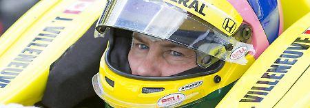 """Rammstoß """"kein großes Ding"""": Villeneuve: """"Hätte wie Vettel reagiert"""""""