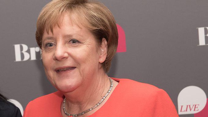 """Angela Merkel verkündet bei """"Brigitte"""" ganz beiläufig, dass die Union die Ehe für alle nicht länger blockieren wird."""