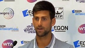 """Djokovic sichert Becker Unterstützung zu: """"Boris kann immer auf mich zählen"""""""