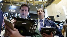 Euro steigt über 1,13 Dollar: Dax trägt schwer an Draghis Worten