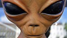 Suche nach Leben im All: Hat die Nasa Außerirdische entdeckt?