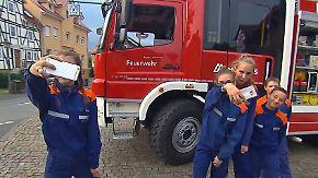 Mehr als drei Millionen Klicks: Feuerwehrauto Hector begeistert das Netz
