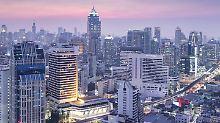 Wahrzeichen mit 459 Metern: Thailand plant neuen XXL-Aussichtsturm