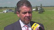 """Sigmar Gabriel im n-tv Interview: """"Waffenstillstand in Syrien scheint möglich"""""""