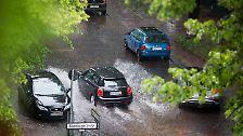 Bilderserie: Stadt unter in Berlin
