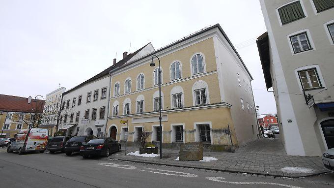 Das Areal des Geburtshauses ist 800 Quadratmeter groß.