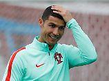 Freundin Georgina ist schwanger: Cristiano Ronaldo wird nochmal Vater